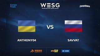 Savvat vs Anthony04, game 1