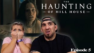 The Haunting of Hill House Episode 5 'The Bent-Neck Lady' REACTION!!