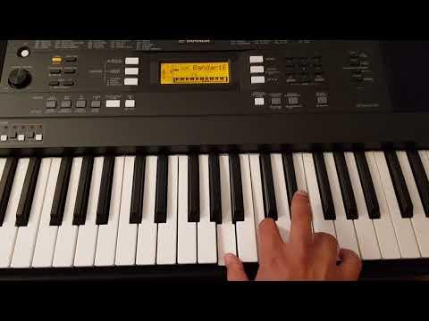 Yamaha - PSRA350 - Clavier Electronique - Noir