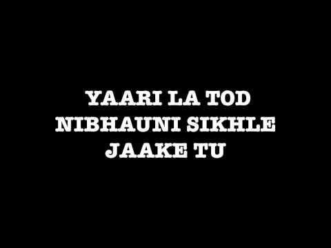 Video Mickey Singh   Galliyan Remix Lyrics download in MP3, 3GP, MP4, WEBM, AVI, FLV January 2017