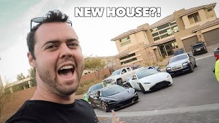 HOUSE SHOPPING IN A ROLLS ROYCE *Feat. 3LAU* by Vehicle Virgins