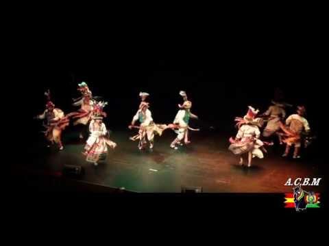 1er Lugar - Ballet Folklórico Renacer Boliviano, Málaga 2013