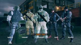 Rainbow Six Siege ASD