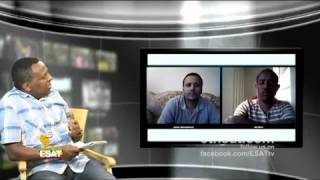 Discussion On The Current Ethiopian Muslims Movement With Br. Jawar Mohammed And Mesfin Negash
