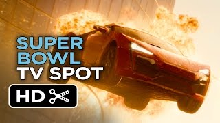 Nonton Furious 7 Official Super Bowl TV Spot (2015) - Paul Walker Movie HD Film Subtitle Indonesia Streaming Movie Download