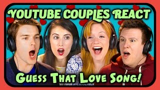 Video YOUTUBE COUPLES REACT TO GUESS THAT SONG CHALLENGE (Love Songs) MP3, 3GP, MP4, WEBM, AVI, FLV September 2019
