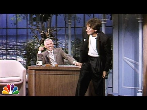 tribute - Jimmy celebrates the life and comic genius of Robin Williams and shows archive footage of his first Tonight Show appearance with then-host Johnny Carson. Sub...