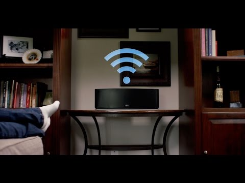 Premium Wireless Series | Wi-Fi Speakers from Paradigm