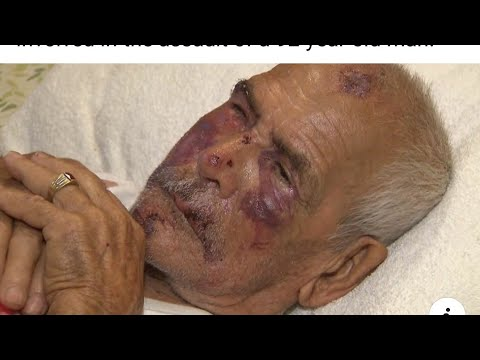 BT-1000 arrested for racial assault of 92 year old man