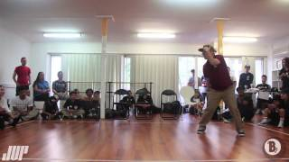MJ – The B.attle feat. POPPING MJ Judge Showcase