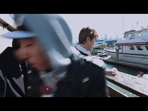 B1A4 'Road Trip - Ready?' Behind Clip #18 ICE CREAM