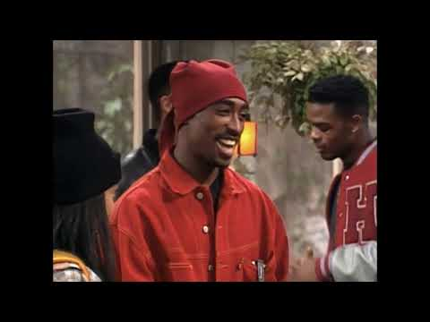 A Different World: The Tupac Shakur Episode - part 1/6 - Homie, don't ya know me?