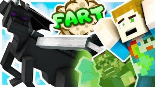 DRAGON FARTS AND DRAGON BREATH!! - W/ SSundee (Sky Factory)