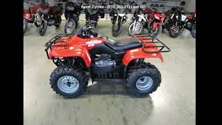 10. 2004 Honda FourTrax Recon ES