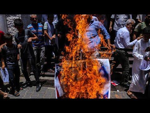 USA/Palästina: Wut über Trumps Friedenspläne auf Konf ...