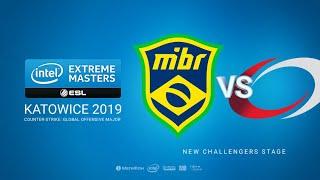 MiBR vs coL, game 1