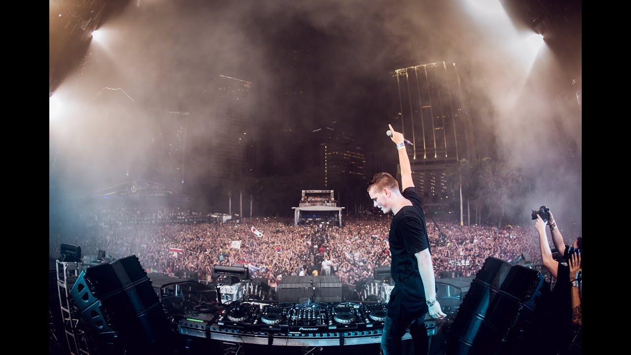Martin Garrix - Live @ Ultra Music Festival Miami 2016, Main Stage