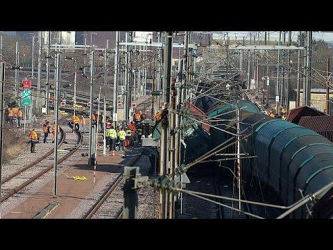 Λουξεμβούργο: Σύγκρουση επιβατικού τρένου με εμπορευματική αμαξοστοιχία