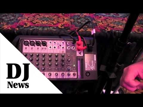 Disk Jockey News showcases the f