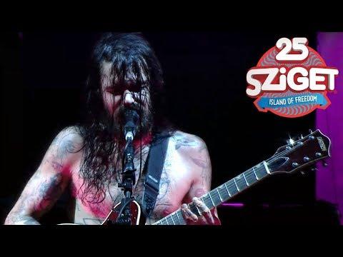 Biffy Clyro - Re-arrange LIVE @ Sziget 2017