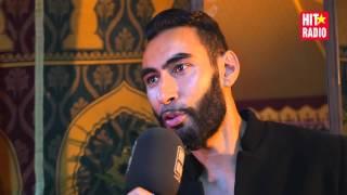 Interview exclu avec La Fouine - Le Concert pour la Tolérance 2015 avec HIT RADIO