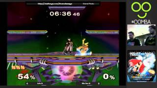 MTS – Lucky (Fox, Falcon) vs Mike Haze (Fox, Marth) – GFs