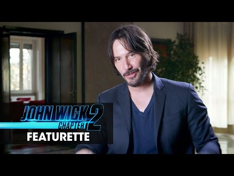 John Wick: Chapter 2 (Featurette 'Training')