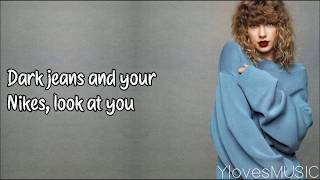 Taylor Swift - Delicate (Lyrics)