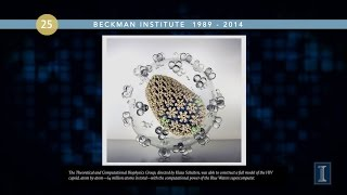 Thumbnail of Beckman Institute 25th Anniversary Slide Show video