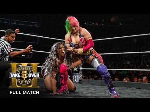FULL MATCH - Asuka vs. Ember Moon - NXT Women's Title Match: NXT TakeOver: Brooklyn III