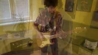 Video Adamwp and Alda - Too Close (Alex Clare)  - Guitar Cover + Yoyo