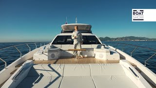 Video [ENG] AZIMUT GRANDE 27 METRI -  4K Full Review - The Boat Show download in MP3, 3GP, MP4, WEBM, AVI, FLV January 2017