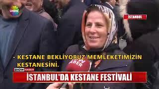 Gaziosmanpaşa'da Kestane Festivali - Show Tv