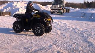 2. 2013 Can-Am XMR 650 Walk-Around ++