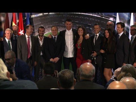 Real Madrid: Ronaldo signe son \