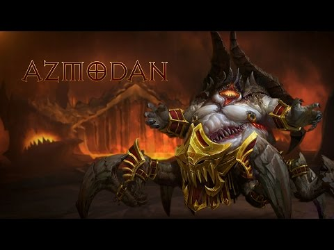 Tráiler de Azmodan - Heroes of the Storm