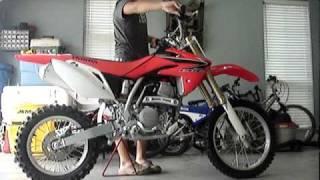 10. 2008 Crf150r
