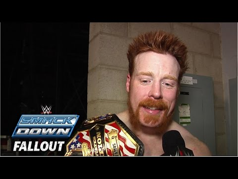 Click - Sheamus discusses his victory over