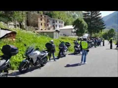 MONESI: GRANDE SUCCESSO DEL  MOTOGIRO ORGANIZZATO DAL MOTO CLUB MOTOR DAY