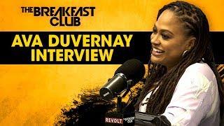 Video Ava DuVernay Talks Central Park Five Based Series, Criminal Injustice + More MP3, 3GP, MP4, WEBM, AVI, FLV September 2019