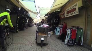 Día 109: Bicicleando por Izmir