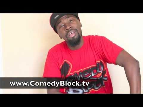 Comedy Block PSA: Alcoholism