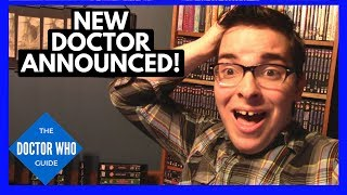 Who is playing the next doctor? Watch the announcement of the new doctor who actor/actress who is playing the 13th doctor here: http://bit.ly/2tuy0r3 What are ...