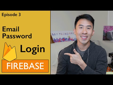 Swift: Firebase 3 – Logging in with Email and Password (Ep 3)