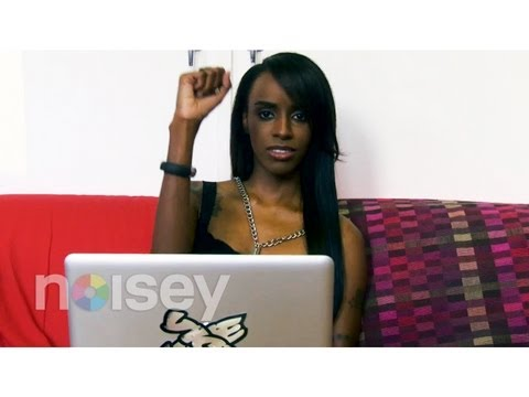 Angel Haze on the Illuminati, Frank Ocean, Nicki Minaj and Aaliyah