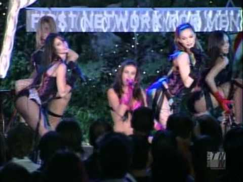 Pussycat Dolls – Big Spender & Fever Live At  Playboy Mansion (Carmen Electra)