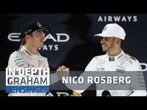 Nico Rosberg: Repairing Lewis Hamilton friendship