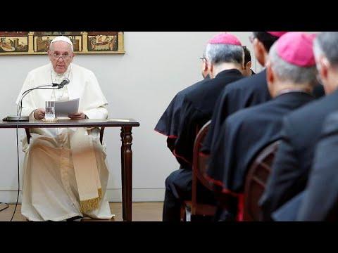 Στην Ιαπωνία ο Πάπας Φραγκίσκος