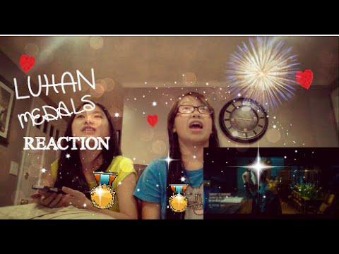 LUHAN-MEDALS MV REACTION