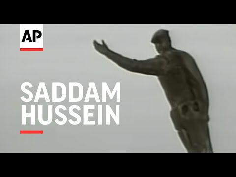 The former deputy in Saddam Hussein's government was hanged before dawn Tuesday for the killings of